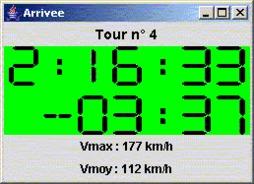 GPS : Virtualcup - un monitoring gratuit (pour pocket pc) digne de la F1 !