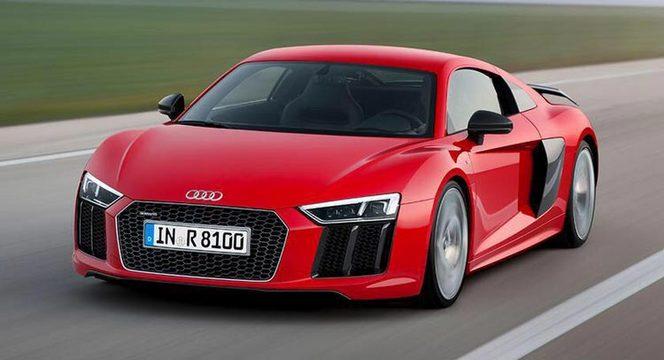 Salon de Genève 2015 - Voici la nouvelle Audi R8 (probablement)