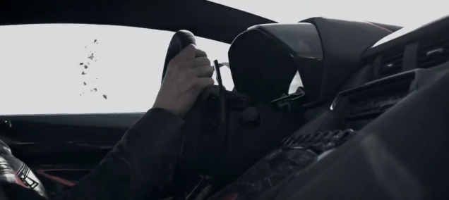 Salon de Genève 2015 - Lamborghini annonce l'Aventador SV en vidéo