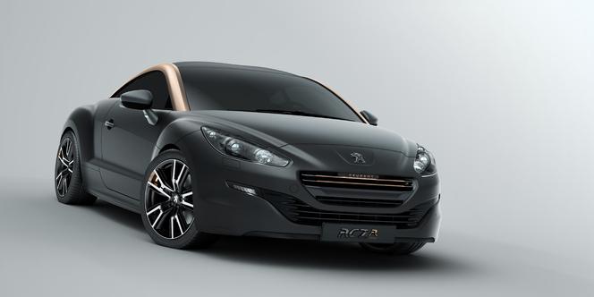 Toutes les nouveautés du Mondial 2012 – Peugeot RCZ R : prometteur