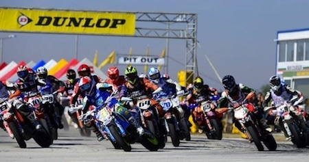 Supermoto des Nations 2013: l'Italie confirme!
