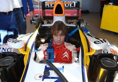 Insolite: Seb, Dani et Heikki par un bel après midi...