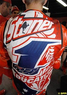 Moto GP: Seulement 18 motos et Stoner avec le n°1