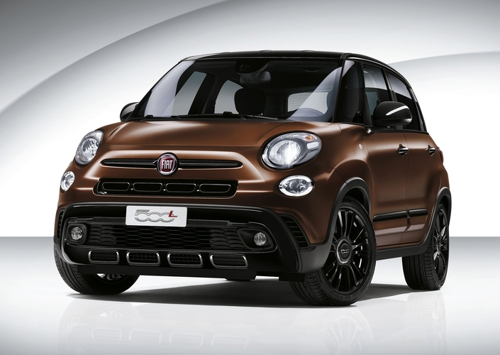 Fiat 500L S-Design Edition : un look virilisé