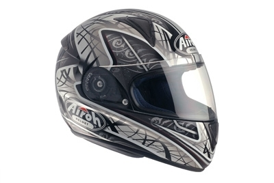 Casque : Airoh, Leox Tribal