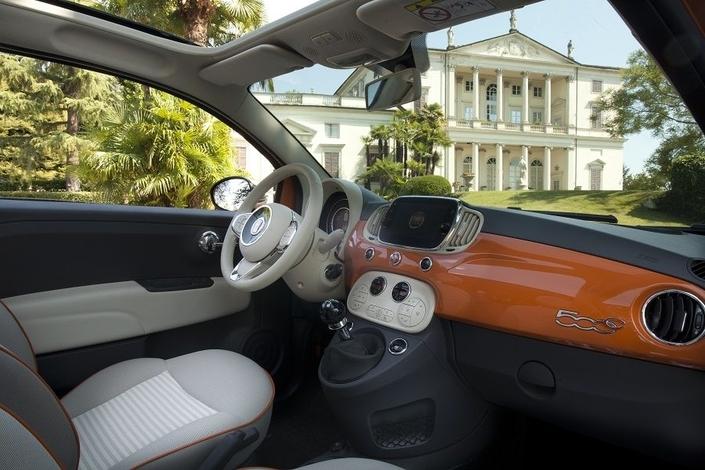 Fiat 500 : série spéciale Anniversario pour les 60 ans de la citadine