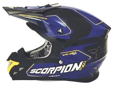 Scorpion VX-20 Air: une version Sherco
