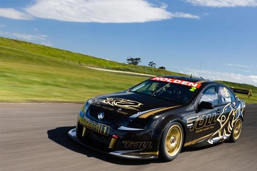 Des Mercedes Classe E en V8 Supercars dès 2013!
