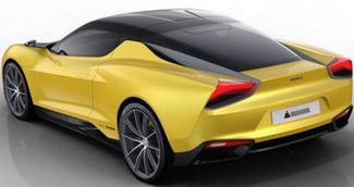 Salon de Genève 2015 - Magna Steyr dévoile la Mila Plus