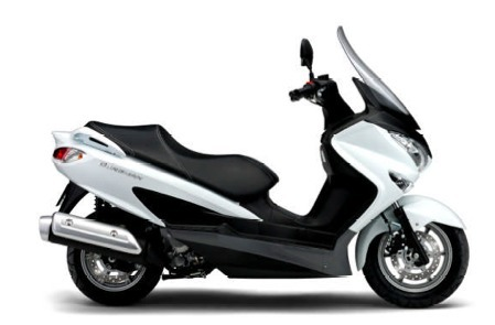 Nouveauté Scooter 2014 : Suzuki Burgman 125/200