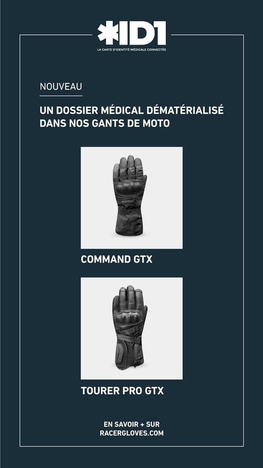 Racer ID1 : les gants qui peuvent sauver des vies S1-racer-id1-les-gants-qui-peuvent-sauver-des-vies-618926