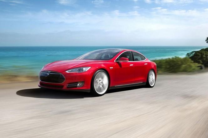 Tesla Model S, meilleure voiture 2014 selon Consumer Reports