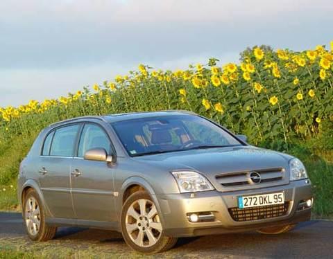 Essai - Opel Signum : le bon créneau ?