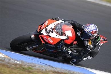 Superbike - Brno M.1: Biaggi tire les marrons du feu