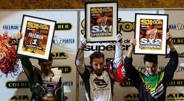 Finale SX Tour 2007 à Lyon, samedi