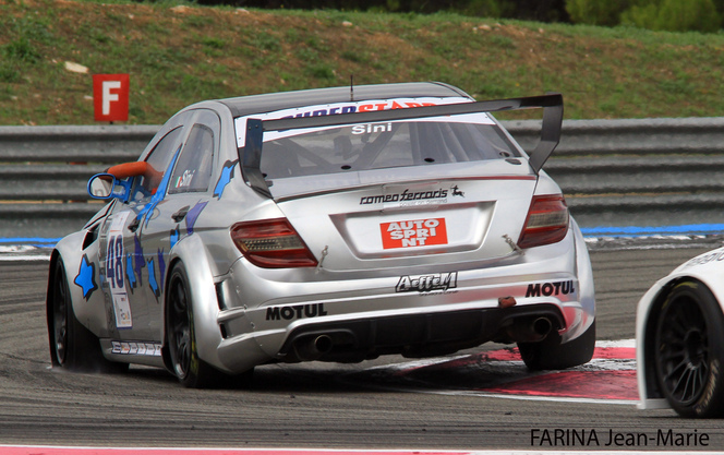 Courez au Paul Ricard HTTT, spectacle en vue (V8 Superstars et Ferrari Challenge)