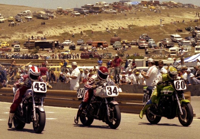 1982 : Daytona Superbike Race