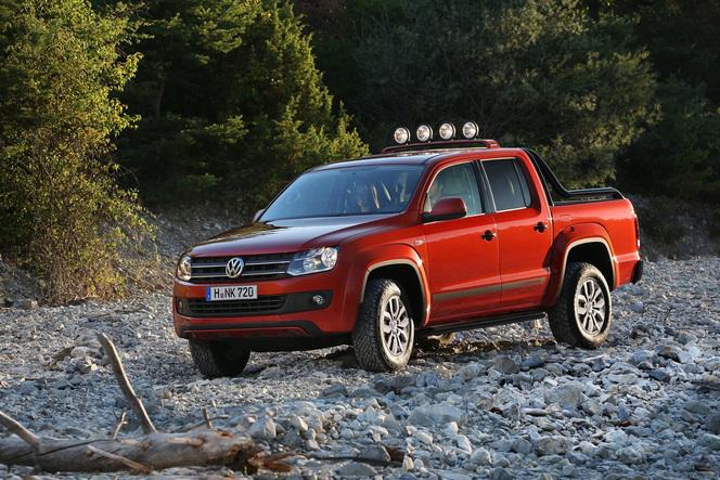 """Volkswagen Amarok Canyon """"special edition"""""""