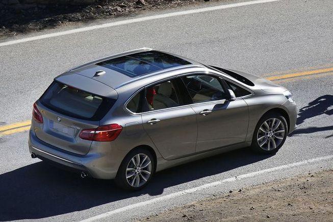 La BMW Série 2 Active Tourer de sortie