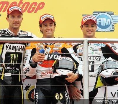 Moto GP - Grande Bretagne: Le point dans les championnats