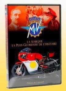 DVD MV Agusta : La marque la plus glorieuse de l'histoire…