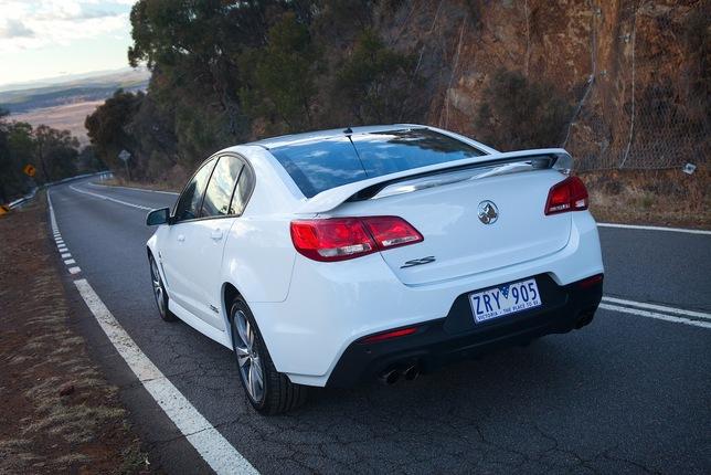 La prochaine Holden Commodore sera...chinoise