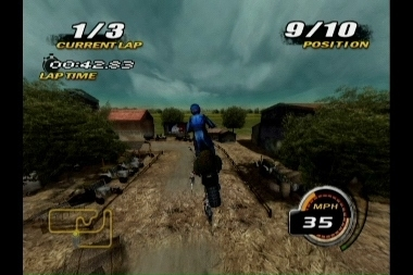 Jeu vidéo : Nitrobike sur Wii