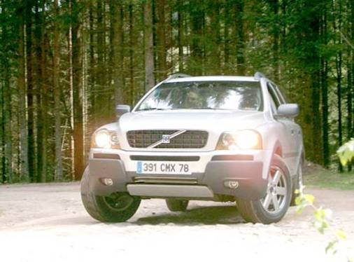 Essai - Volvo XC90 AWD : American Way of Drive