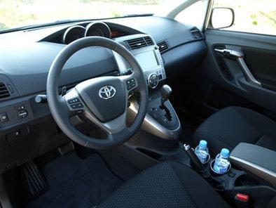 Essai - Toyota Verso : coming out