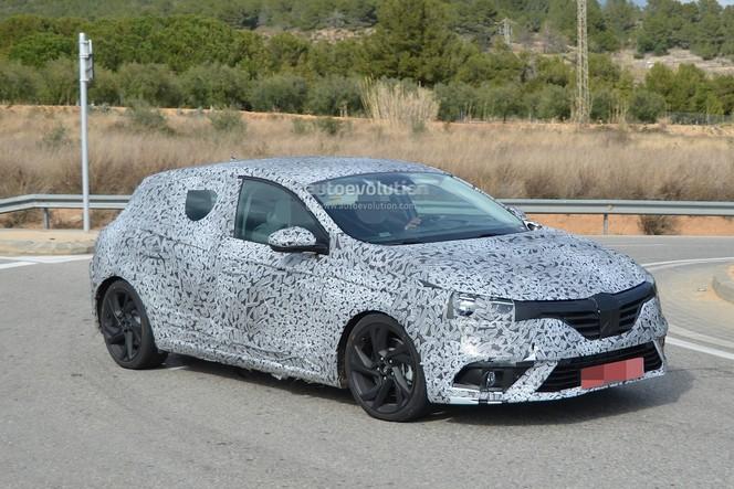 Surprise : la nouvelle Renault Mégane se dévoile