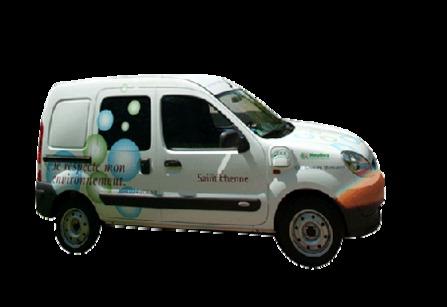 Cleanova et ses flottes autos professionnelles écolos