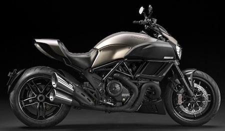 Ducati Diavel Titanium: 500 exemplaires et 28 990 euros