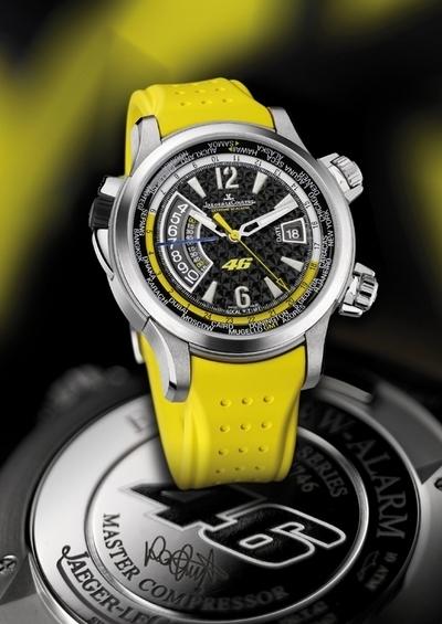 Idée cadeau : Jaeger-LeCoultre et Rossi mettent les pendules à l'heure...