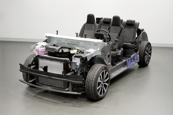 VolkswagenID : de 330 à 550 km d'autonomie