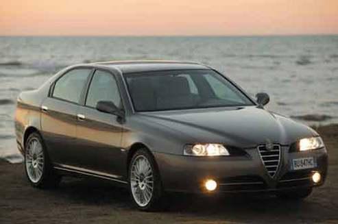 Essai - Alfa Romeo 166 : discrètement extravertie
