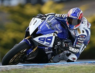 Supersport - Brno: Fabien Foret tel le Phénix