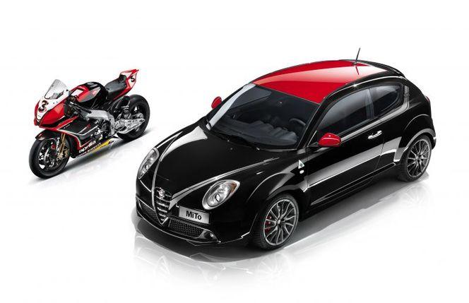 Mondial de Paris 2012 : Alfa Romeo MiTo SBK