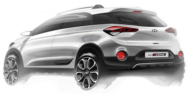 Hyundai i20 Active : futur petit SUV urbain ?