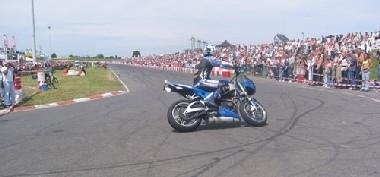 5e édition du Stunt bike show les 28 et 29 juin 2008