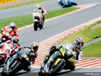 Moto GP - Grande Bretagne: Colin a encore joué avec les nerfs d'Hervé Poncharal
