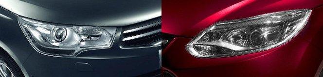 Match du Mondial : Citroën C4 ou Ford Focus ?