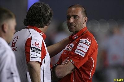 Moto GP - La débâcle anglaise de Ducati: Livio Suppo explique