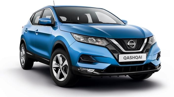 Chez Nissan, 1500 Qashqai disponibles.