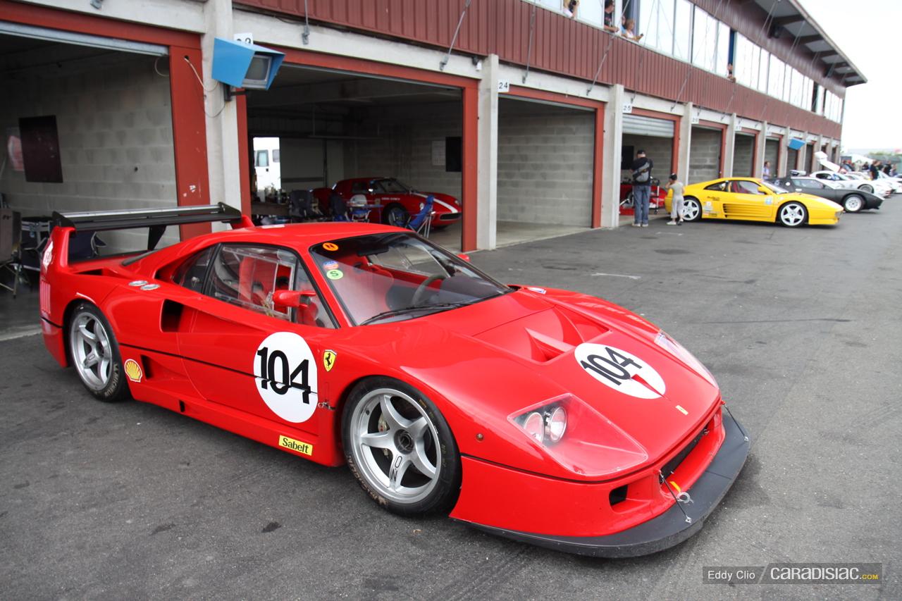 Photos Du Jour Ferrari F40 Lm Sport Amp Collection