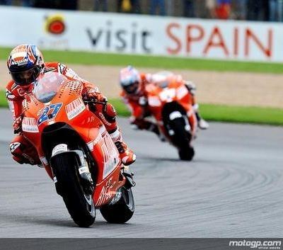 Moto GP - La débâcle anglaise de Ducati: Les pilotes racontent