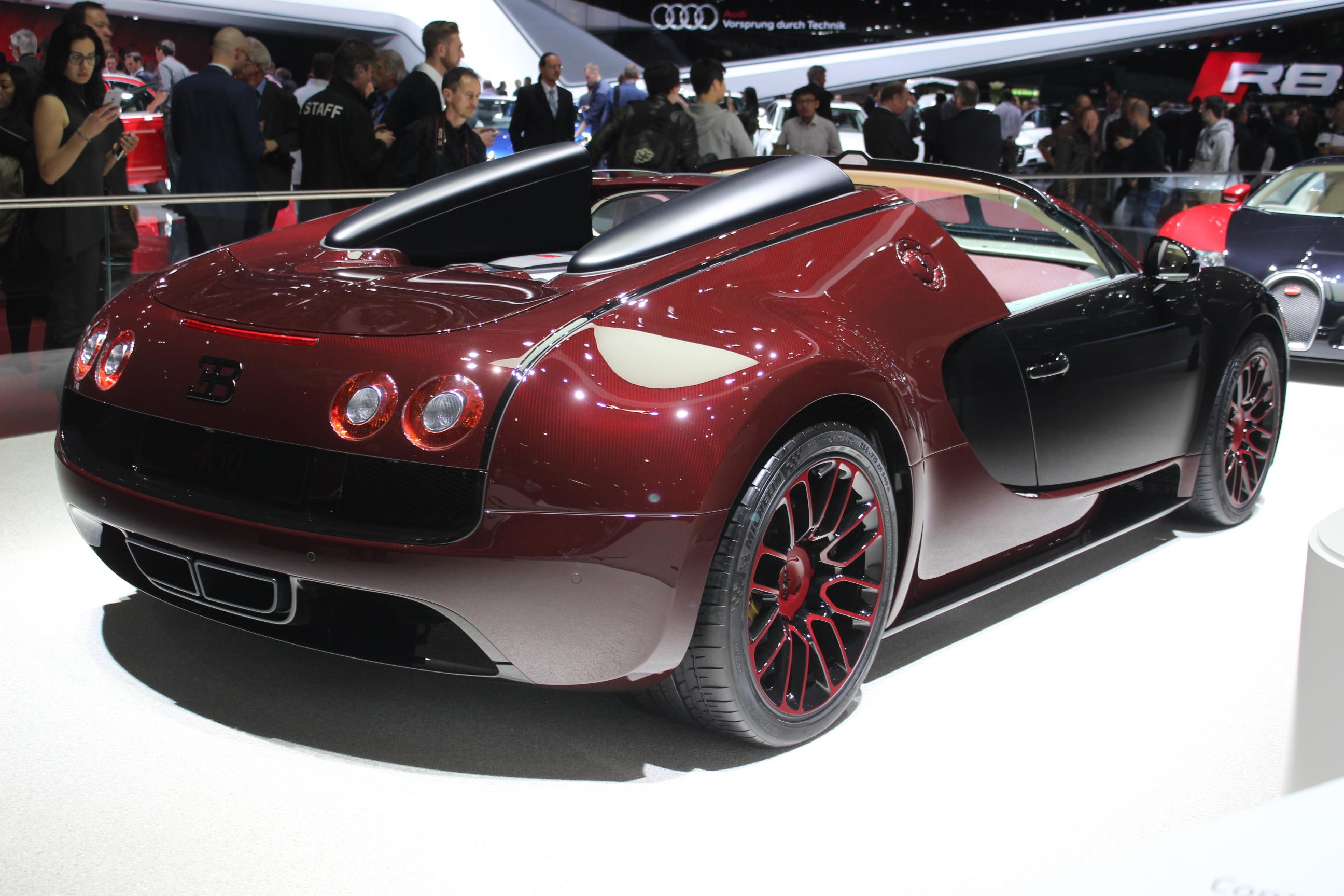 Bugatti Veyron La Finale La Der Des Ders En Direct Du