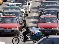 Pollution : près de 7 foyers sur 10 possèdent une voiture à Pékin