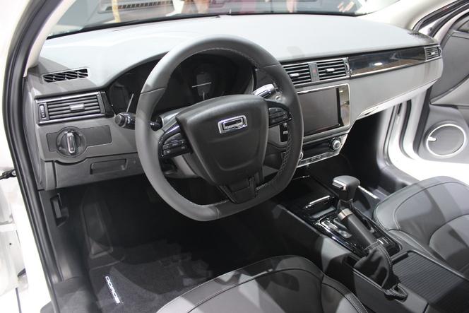 Qoros 3 City SUV : viendra, viendra pas ? - Vidéo en direct du Salon de Genève 2015