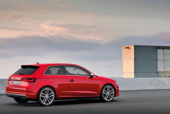 Toutes les nouveautés du Mondial de Paris - Nouvelle Audi S3 : sportive