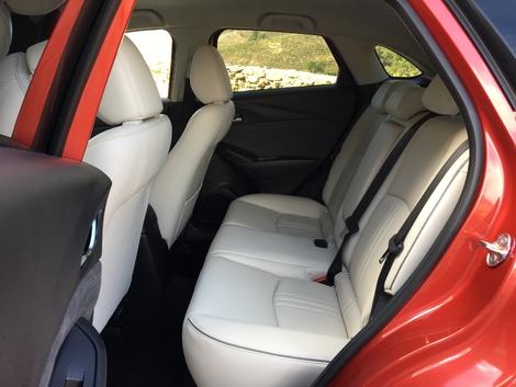 Essai - Mazda CX-3 2018 : très léger repoudrage